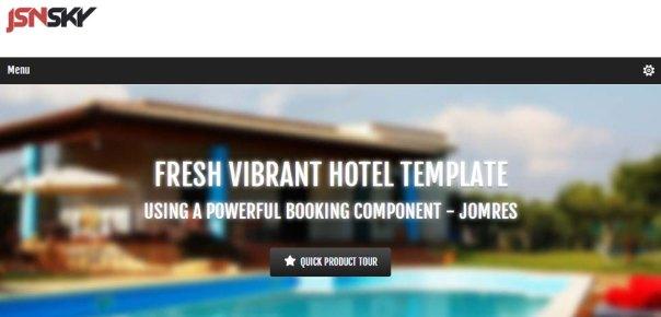 JSN Sky – Joomla Premium Responsive Theme