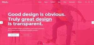 pitch-wordpress-responsive-theme-slider1