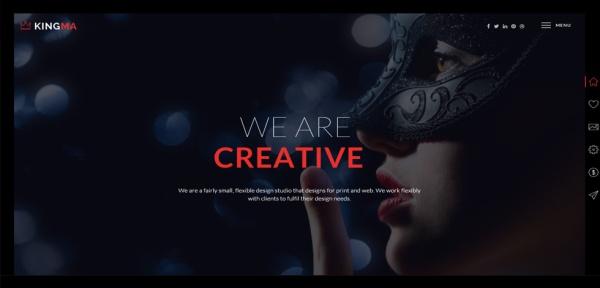 kingma-html5-responsive-theme-slider1