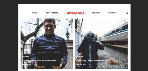 one-story-html5-responsive-theme-slider1