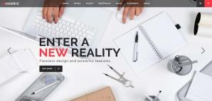 quadric-wordpress-responsive-theme-slider1