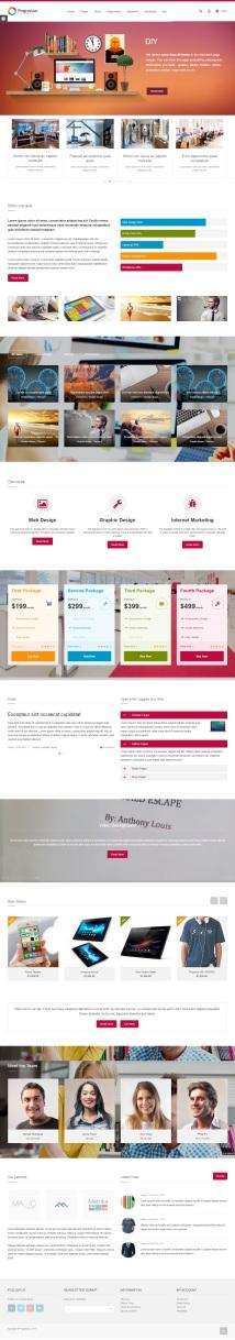 progressive-drupal-responsive-theme-desktop-full