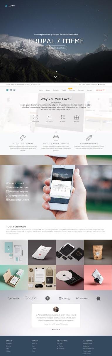 zenon-drupal-responsive-theme-desktop-full