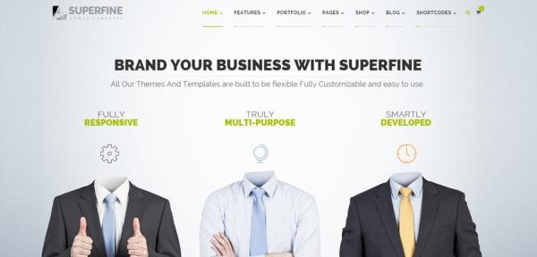 superfine-html5-responsive-theme-slider1