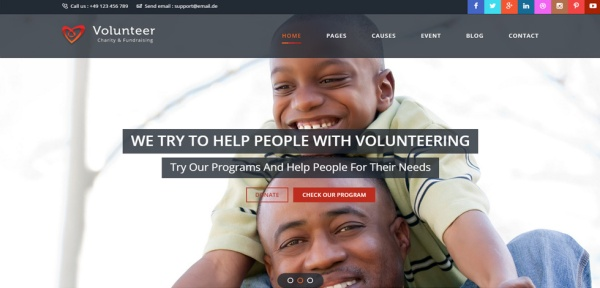 volunteer-html5-responsive-theme-slider1