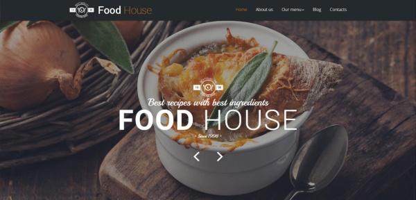 food-house-drupal-responsive-theme-slider1