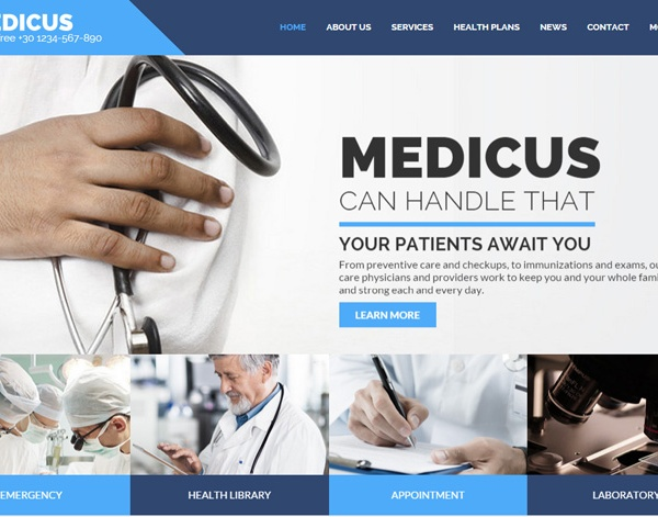 medicus-html5-responsive-theme-slider1