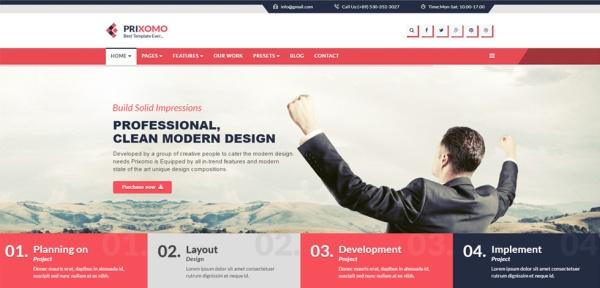 prixomo-joomla-responsive-theme-slider1
