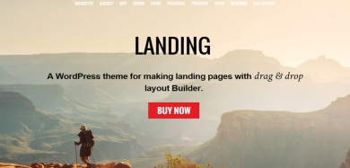 landing-wordpress-responsive-theme-slider1