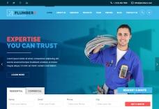 plumberx-html5-responsive-theme-desktop-full