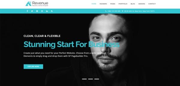 revenue-joomla-responsive-theme-slider1