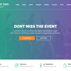 event-time-html5-responsive-theme-desktop-full