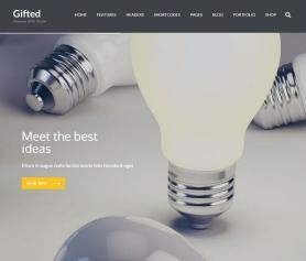 gifted-html5-responsive-theme-desktop-full