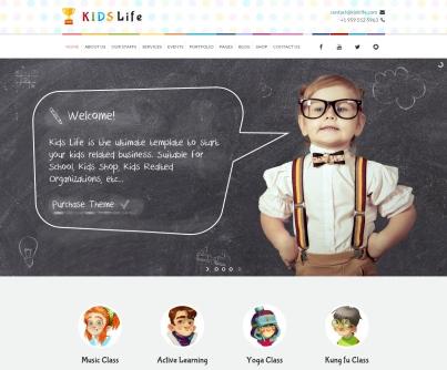 kids-life-wordpress-responsive-theme-desktop-full