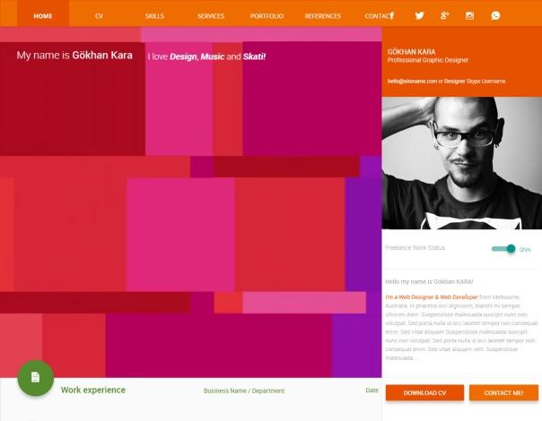 material-cv-muse-theme-desktop-full