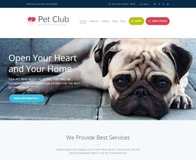 pet-club-wordpress-responsive-theme-desktop-full