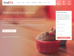 socialchef-wordpress-responsive-theme-desktop-full