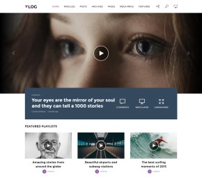 vlog-wordpress-responsive-theme-desktop-full
