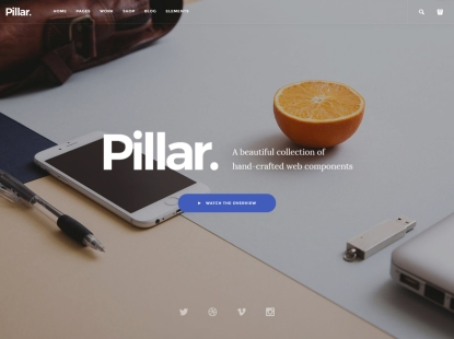 pillar-html5-responsive-theme-desktop-full