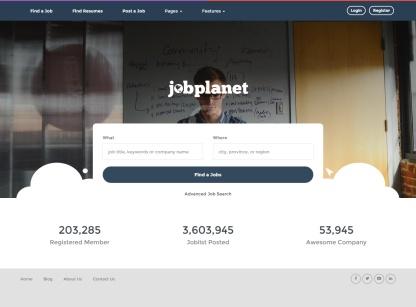 jobplanet-html5-responsive-theme-desktop-full