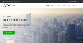 taxpress-drupal-responsive-theme-desktop-full