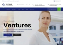 ventures-html5-responsive-theme-desktop-full