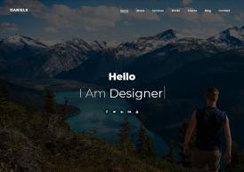 daniels-html5-responsive-theme-desktop-full