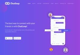 chatloop-html5-responsive-theme-desktop-full